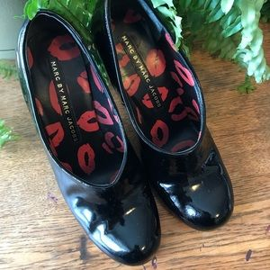 🔆 4/25$ 🔆 MARC BY MARC JACOB leather heels